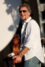 Kenny Loggins performs Saturday at Tropicana Field, kicking off the Rays' Summer Concert Series. Photo/Tampa Bay Rays.