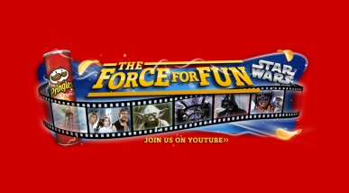 Pringles The Force For Fun Logo