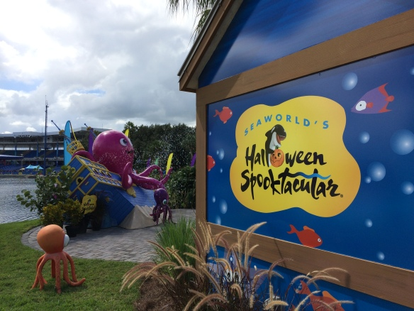 Sea World Spooktacular