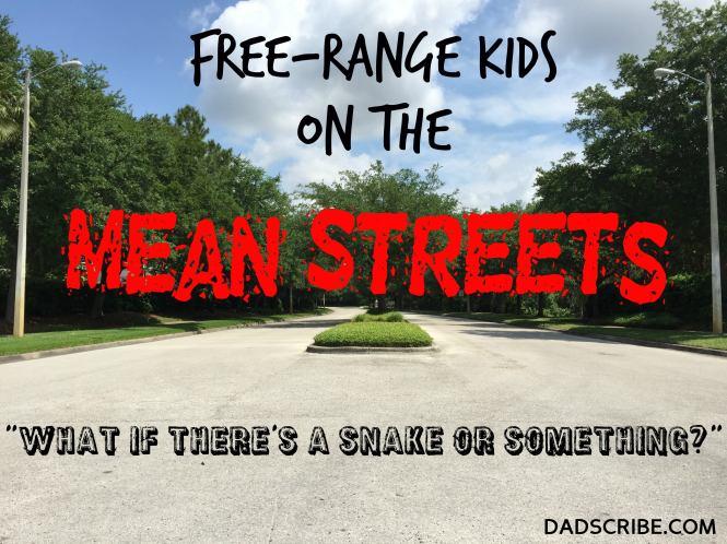 Free-Range Parenting